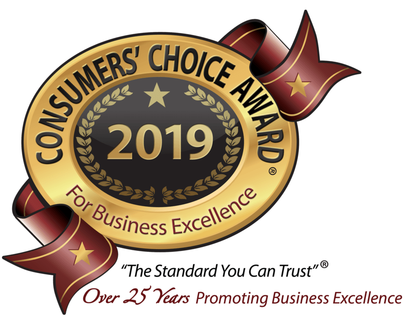 2019 Consumers' Choice Award Office Furniture Expo