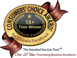Consumers' Choice Award Logo