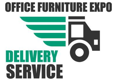 Office Furniture Expo Dellivery